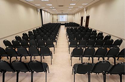 sala de treinamento auditório